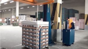 Automatische Umreifungsmaschine | Reisopack