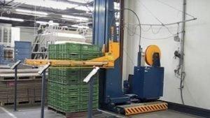 Pallet strapping machine | Reisopack